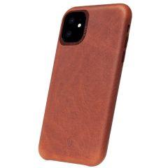 Decoded Leather Backcover Braun für das iPhone 11
