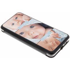 Samsung Galaxy A8 (2018) Gel Bookstyle gestalten (einseitig)