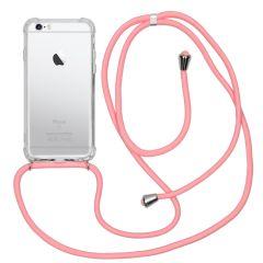 iMoshion Backcover mit Band Rosa für das iPhone 6 / 6s