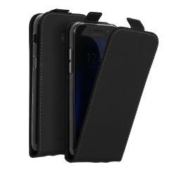 Accezz Schwarzer Flip Case für das Samsung Galaxy A5 (2017)