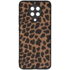 Leopard Hardcase Backcover für das Xiaomi Poco F2 Pro