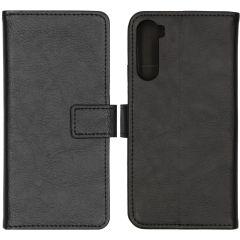 iMoshion Luxuriöse Buchtyp-Hülle OnePlus Nord  - Schwarz