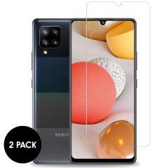 iMoshion Bildschirmschutzfolie Gerhard Glas 2er-Pack Galaxy A42