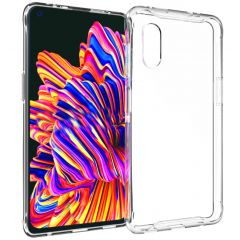 Accezz TPU Clear Cover Transparent Samsung Galaxy Xcover Pro
