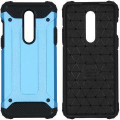 iMoshion Rugged Xtreme Case Hellblau OnePlus 8