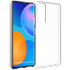 Accezz TPU Clear Cover Transparent Huawei P Smart (2021)