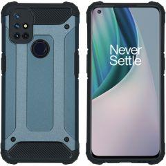 iMoshion Rugged Xtreme Case OnePlus Nord N10 5G - Dunkelblau
