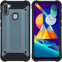 iMoshion Rugged Xtreme Case Samsung Galaxy M11 / A11 - Dunkelblau