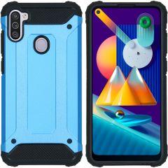 iMoshion Rugged Xtreme Case Samsung Galaxy M11 / A11 - Hellblau