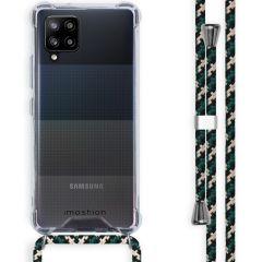 iMoshion Backcover mit Band Samsung Galaxy A42 - Grün