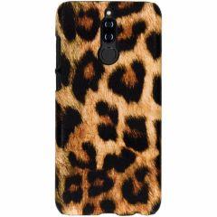 Leopard Design Hardcase-Hülle für das Huawei Mate 10 Lite