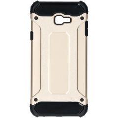 Rugged Xtreme Case Gold für das Samsung Galaxy J4 Plus