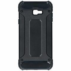 Rugged Xtreme Case Schwarz für das Samsung Galaxy J4 Plus