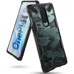 Ringke Fusion X Design Backcover für das OnePlus 8