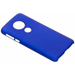 Unifarbene Hardcase-Hülle für das Motorola Moto E5 / G6 Play