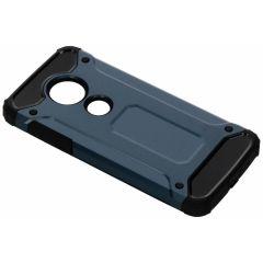 Rugged Xtreme Case Dunkelblau Motorola Moto E5 / G6 Play