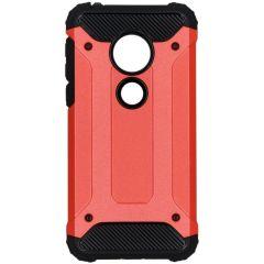 Rugged Xtreme Case Rot für das Motorola Moto G7 Play