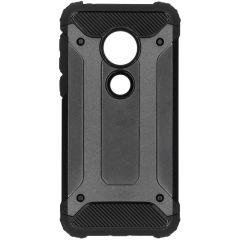 Rugged Xtreme Case Schwarz für das Motorola Moto G7 Play