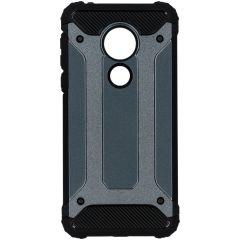 Rugged Xtreme Case Blau für das Motorola Moto G7 Power