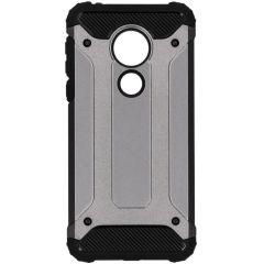 Rugged Xtreme Case Grau für das Motorola Moto G7 Power
