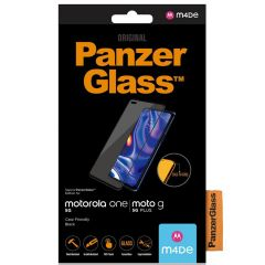 PanzerGlass Case Friendly Displayschutzfolie Motorola Moto G 5G Plus