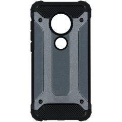Rugged Xtreme Case Blau für das Motorola Moto G7 / G7 Plus