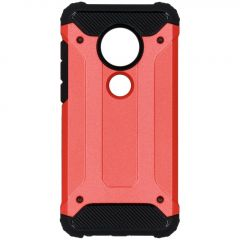 Rugged Xtreme Case Rot für das Motorola Moto G7 / G7 Plus