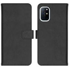iMoshion Luxuriöse Buchtyp-Hülle OnePlus 8T - Schwarz