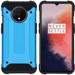 iMoshion Rugged Xtreme Case Hellblau für das OnePlus 7T