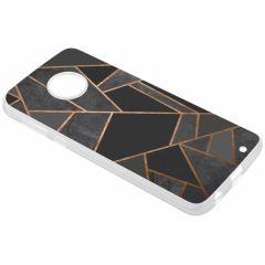 Design TPU Hülle für Motorola Moto G6 Plus