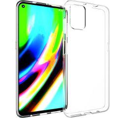 Accezz TPU Clear Cover Transparent für das Motorola Moto G9 Plus