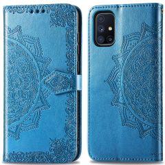 iMoshion Mandala Booktype-Hülle  Samsung Galaxy M51 - Türkis