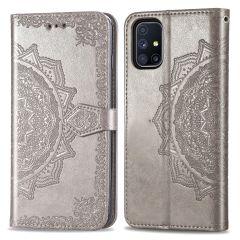 iMoshion Mandala Booktype-Hülle  Samsung Galaxy M51 - Grau