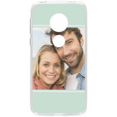 Gestalte deine eigene Motorola Moto G7 Play Gel Hülle