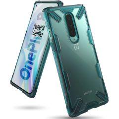 Ringke Fusion X Case Grün für das OnePlus 8