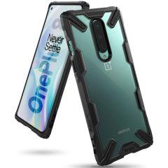 Ringke Fusion X Case Schwarz für das OnePlus 8