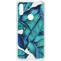 Blue Botanic Design Silikonhülle für das Huawei P Smart Z