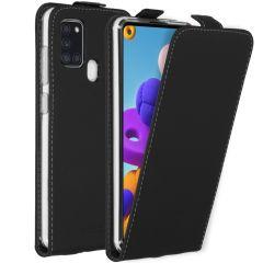 Accezz Flip Case für das Samsung Galaxy A21s