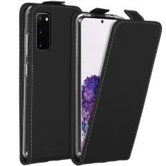 Accezz Flip Case für das Samsung Galaxy S20