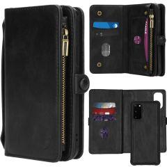 iMoshion 2-1 Wallet Booktype Schwarz für das Samsung Galaxy S20