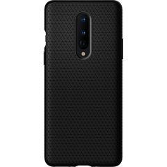 Spigen Liquid Air™ Case Schwarz für das OnePlus 8