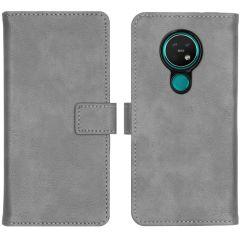 iMoshion Luxus Booktype Hülle Grau für das Nokia 6.2 / Nokia 7.2