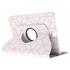 360 ° drehbare Design Tablet Hülle Galaxy Tab S2 9.7