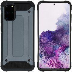 iMoshion Rugged Xtreme Case Dunkelblau für Samsung Galaxy S20 Plus