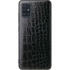 Krokodil Hardcase Backcover für das Samsung Galaxy A51