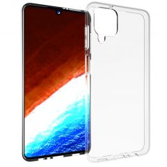 Accezz TPU Clear Cover Samsung Galaxy A12 - Transparent