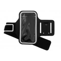 Sportarmband Schwarz für das Samsung Galaxy S10 Plus