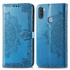 iMoshion Mandala Booktype-Hülle Samsung Galaxy M11 / A11 - Türkis