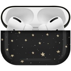 iMoshion Design Hardcover Case AirPods Pro - Stars Gold