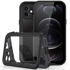Redpepper Dot Plus Waterproof Case Schwarz für das iPhone 12